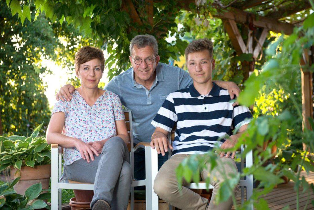 Familie Bierstedt aus Gravenhorst